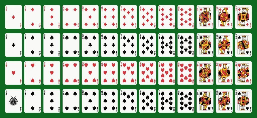 how many spade card  Standard 7-Card Deck: Answers for Top 7 Most Common Questions