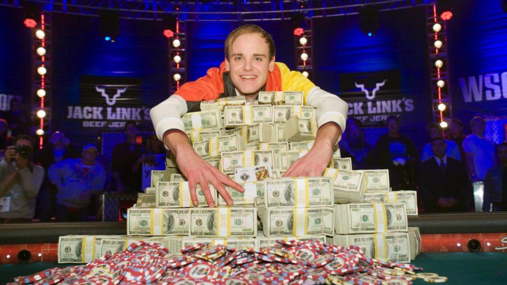 официальный сайт выиграл миллион в казино