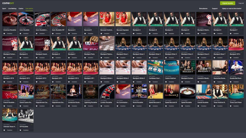 Comeon Casino Bonus Code 2017